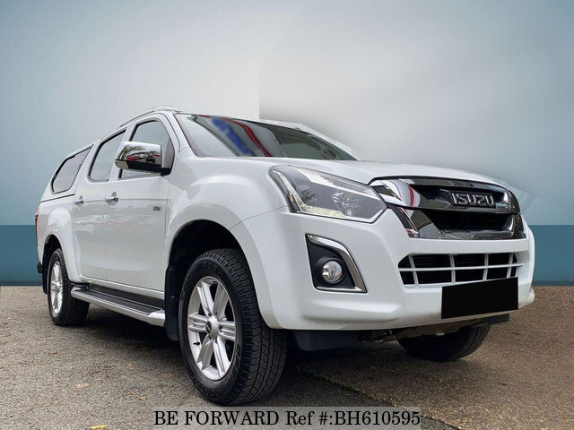 Used 2018 ISUZU D-MAX BH610595 for Sale