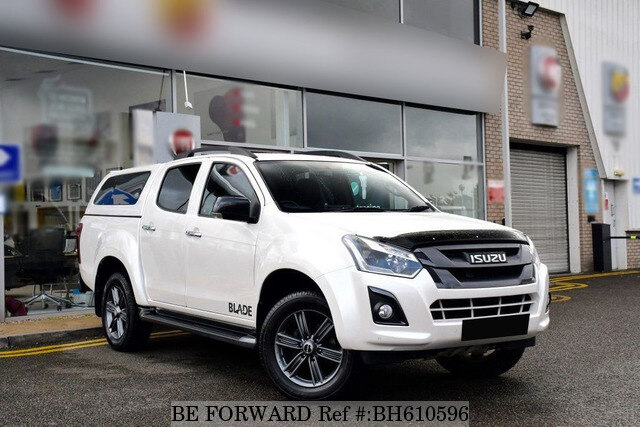 Used 2018 ISUZU D-MAX BH610596 for Sale