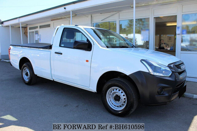 Used 2018 ISUZU D-MAX BH610598 for Sale