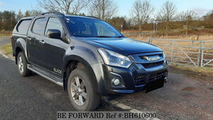 Used 2018 ISUZU D-MAX BH610600 for Sale
