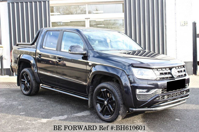 Used 2018 VOLKSWAGEN AMAROK BH610601 for Sale