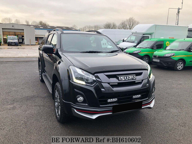 Used 2019 ISUZU D-MAX BH610602 for Sale