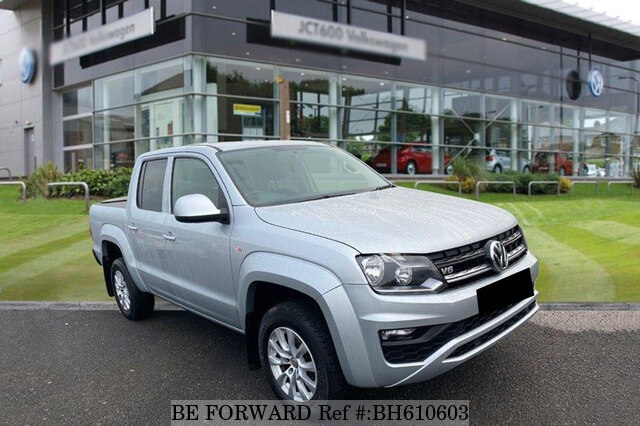 Used 2018 VOLKSWAGEN AMAROK BH610603 for Sale