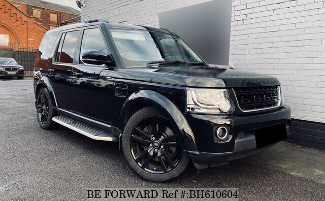 Used 2014 LAND ROVER DISCOVERY 4 BH610604 for Sale