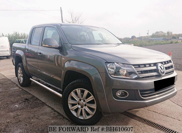 Used 2016 VOLKSWAGEN AMAROK BH610607 for Sale