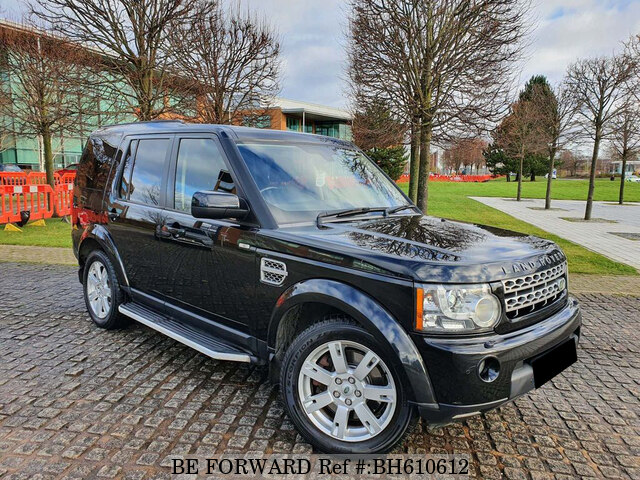 Used 2010 LAND ROVER DISCOVERY 4 BH610612 for Sale