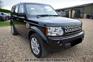 Used 2010 LAND ROVER DISCOVERY 4 BH610614 for Sale