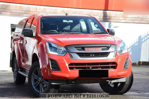 Used 2019 ISUZU D-MAX BH610636 for Sale