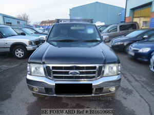 Used 2006 FORD RANGER BH610663 for Sale