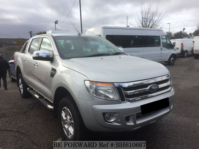 Used 2013 FORD RANGER BH610667 for Sale