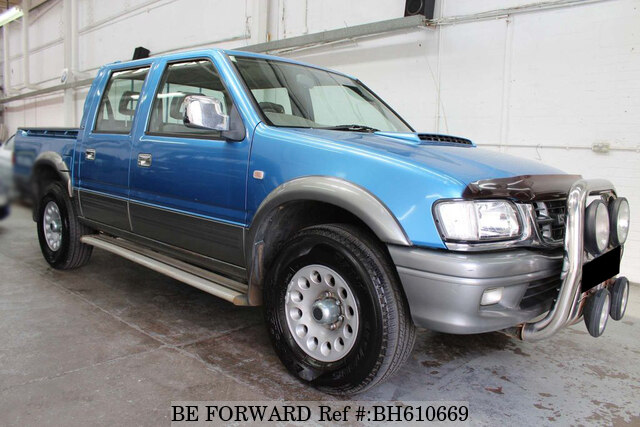 Used 2003 ISUZU RODEO BH610669 for Sale