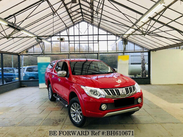 Used 2015 MITSUBISHI L200 BH610671 for Sale