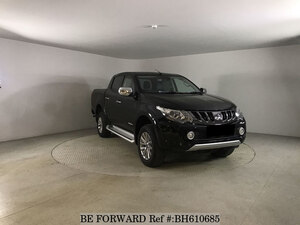 Used 2018 MITSUBISHI L200 BH610685 for Sale