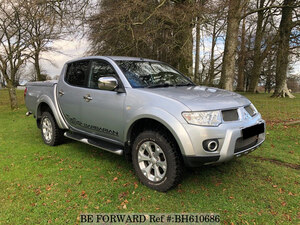Used 2012 MITSUBISHI L200 BH610686 for Sale