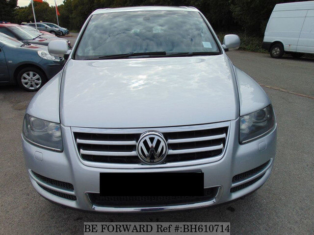 Used 2006 VOLKSWAGEN TOUAREG BH610714 for Sale
