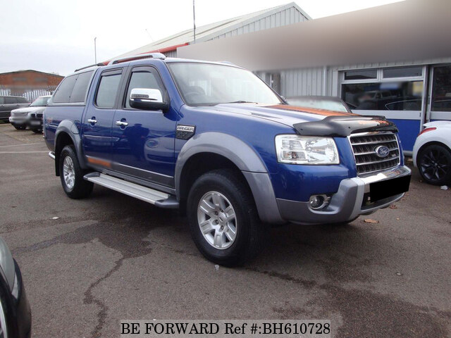 Used 2009 FORD RANGER BH610728 for Sale