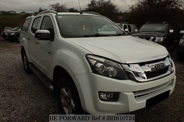 Used 2013 ISUZU D-MAX BH610734 for Sale