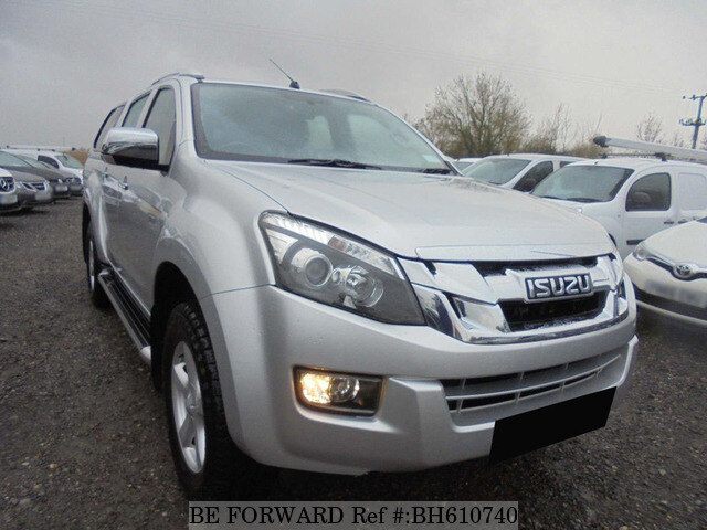 Used 2014 ISUZU D-MAX BH610740 for Sale