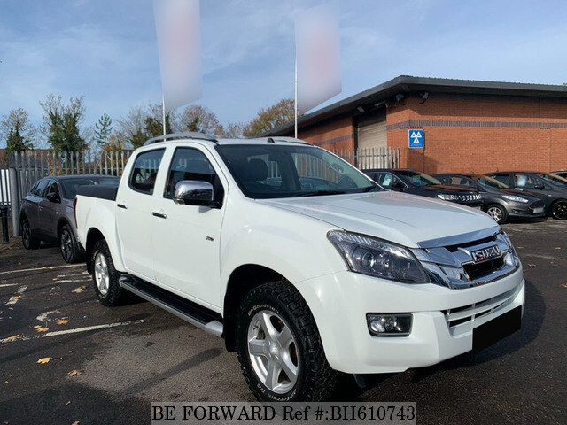 Used 2015 ISUZU D-MAX BH610743 for Sale