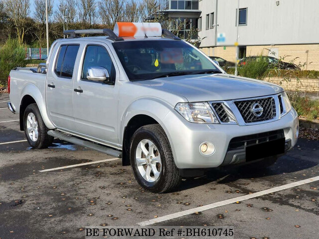 Used 2013 NISSAN NAVARA BH610745 for Sale