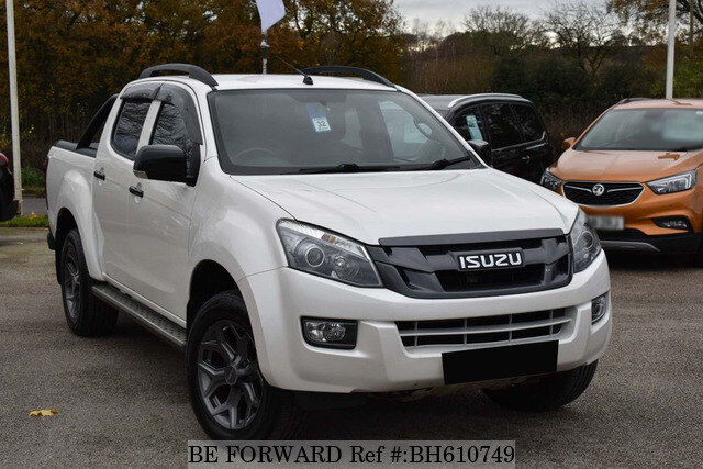 Used 2015 ISUZU D-MAX BH610749 for Sale