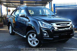 Used 2017 ISUZU D-MAX BH610754 for Sale