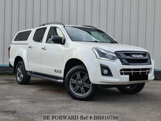 Used 2017 ISUZU D-MAX BH610756 for Sale