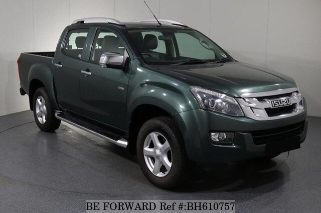 Used 2017 ISUZU D-MAX BH610757 for Sale