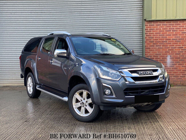 Used 2017 ISUZU D-MAX BH610769 for Sale