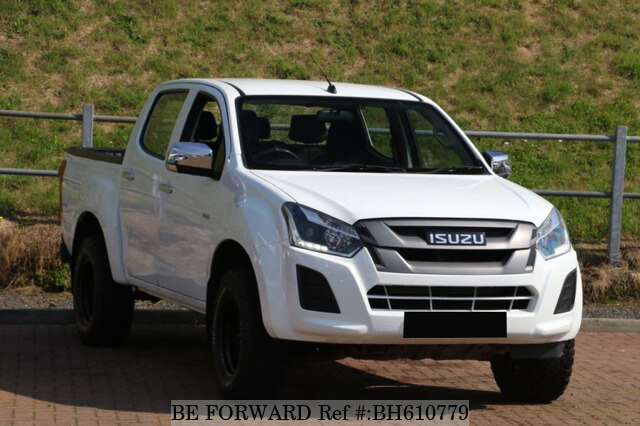 Used 2017 ISUZU D-MAX BH610779 for Sale