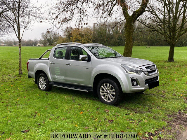 Used 2019 ISUZU D-MAX BH610780 for Sale