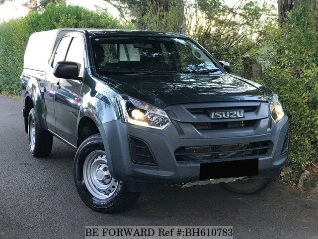 Used 2017 ISUZU D-MAX BH610783 for Sale