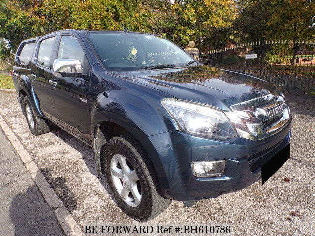 Used 2016 ISUZU D-MAX BH610786 for Sale