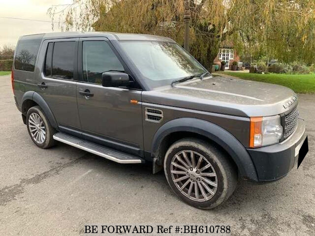 Used 2007 LAND ROVER DISCOVERY 3 BH610788 for Sale