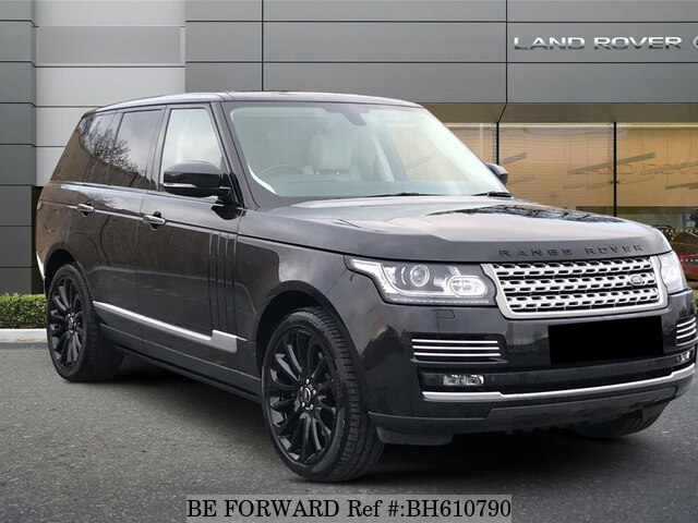 Used 2014 LAND ROVER RANGE ROVER BH610790 for Sale