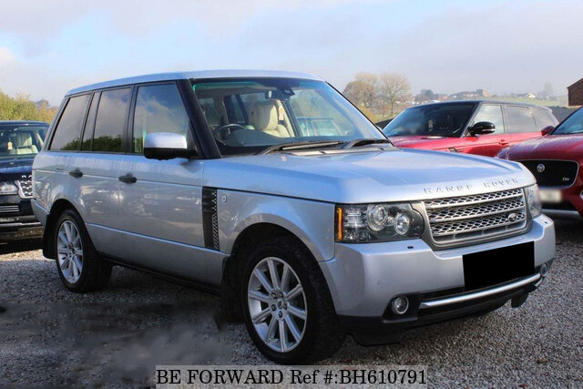 Used 2010 LAND ROVER RANGE ROVER BH610791 for Sale