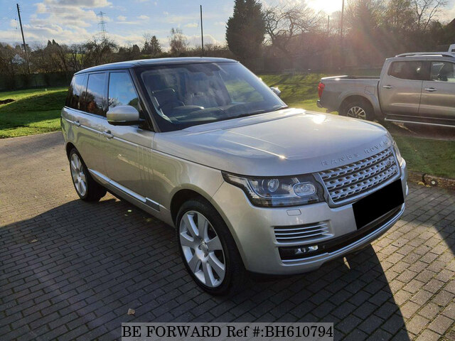 Used 2014 LAND ROVER RANGE ROVER BH610794 for Sale