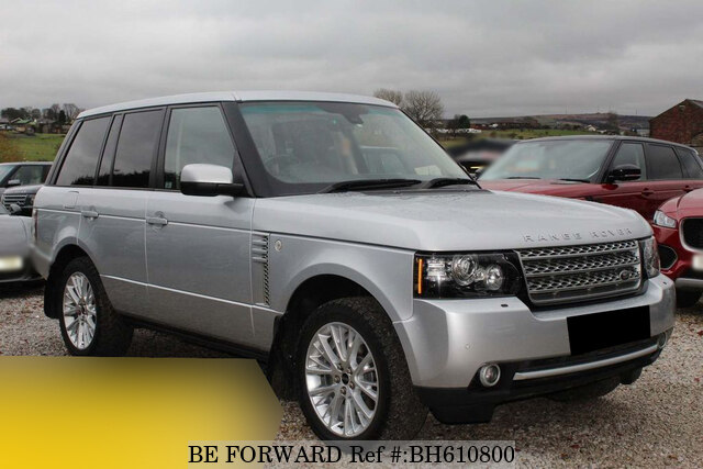 Used 2012 LAND ROVER RANGE ROVER BH610800 for Sale