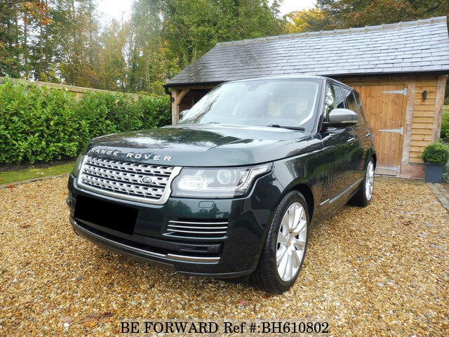 Used 2013 LAND ROVER RANGE ROVER BH610802 for Sale