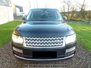 Used 2013 LAND ROVER RANGE ROVER BH610808 for Sale