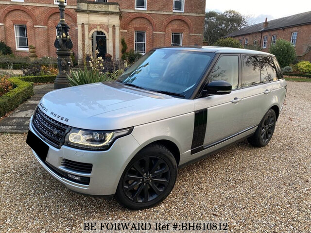 Used 2014 LAND ROVER RANGE ROVER BH610812 for Sale