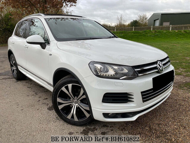 Used 2014 VOLKSWAGEN TOUAREG BH610822 for Sale