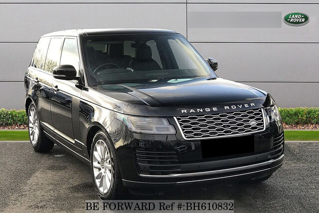 Used 2019 LAND ROVER RANGE ROVER BH610832 for Sale