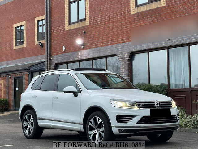 Used 2015 VOLKSWAGEN TOUAREG BH610834 for Sale