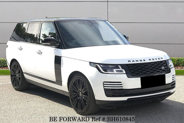 Used 2020 LAND ROVER RANGE ROVER BH610845 for Sale