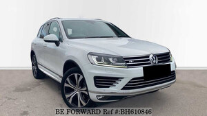 Used 2018 VOLKSWAGEN TOUAREG BH610846 for Sale