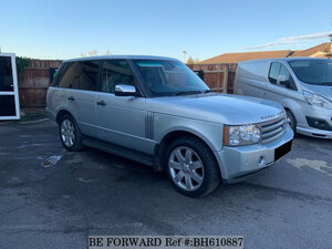 Used 2007 LAND ROVER RANGE ROVER BH610887 for Sale