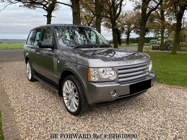 Used 2008 LAND ROVER RANGE ROVER BH610890 for Sale