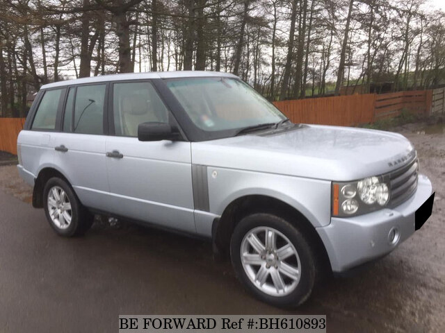 Used 2008 LAND ROVER RANGE ROVER BH610893 for Sale