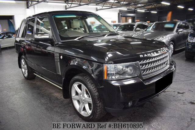 Used 2010 LAND ROVER RANGE ROVER BH610895 for Sale